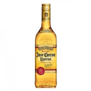 Jose Cuervo Tequila Gold (750 ML) liquor