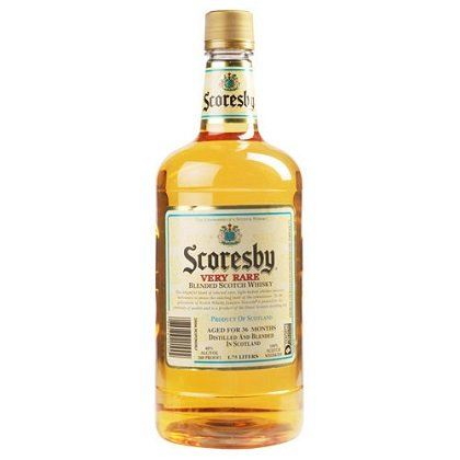 Scoresby Blended Scotch Whisky (1.75 LTR) liquor