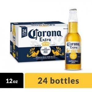 Corona Extra 12oz 18 Bottles beer