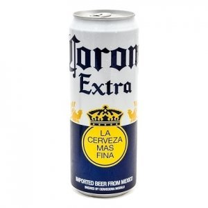 Corona Extra Can 24oz beer