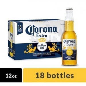 Corona Extra Bottle 12oz 18 Pack beer