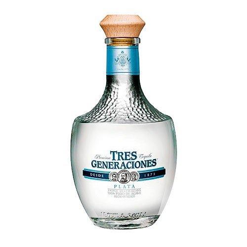 Sauza Tres Generaciones Plata 750ml liquor