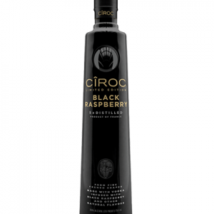 CÎROC Black Raspberry Vodka 750ml liquor
