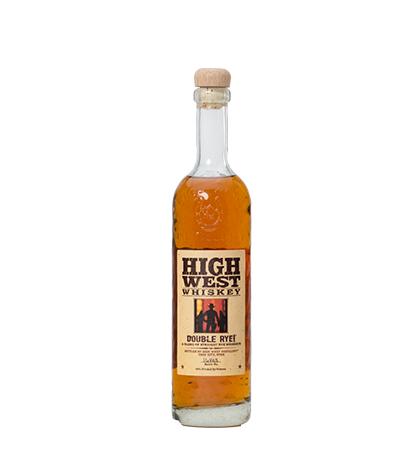 High West Double Rye 750ml liquor