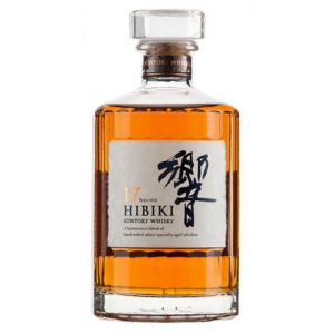 Suntory Hibiki 17 Year Old Blended Japanese Whisky 750ml liquor