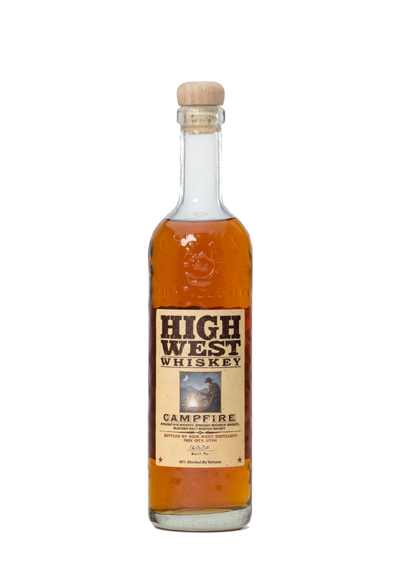 High West Campfire Whiskey 750ml liquor