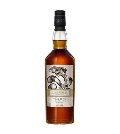 Game Of Thrones House Tully – Singleton of Glendullan Select 750ml liquor