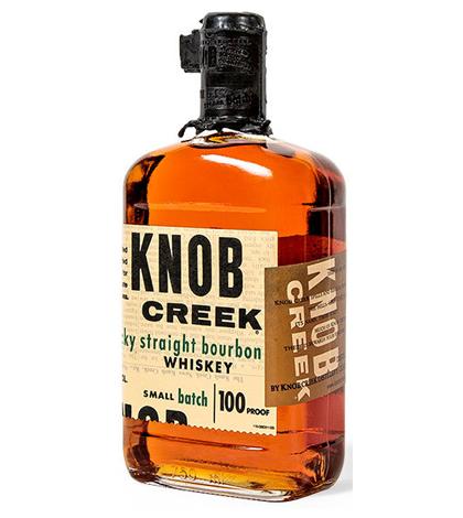 Knob Creek Kentucky Straight Bourbon Whiskey 750ml liquor