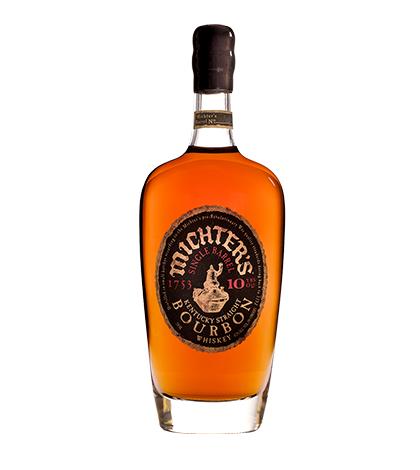 Michter's 10 Year Old Single Barrel Straight Bourbon Whiskey 750ml liquor