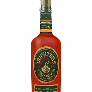 Michter's US1 Barrel Strength Rye Limited Release 750ml liquor