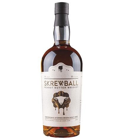 Skrewball Peanut Butter Whiskey 750ml liquor