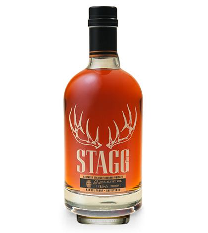 Stagg Jr. Bourbon Barrell 750ml liquor