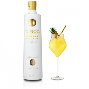 CÎROC Summer Colada Vodka 750 ml liquor