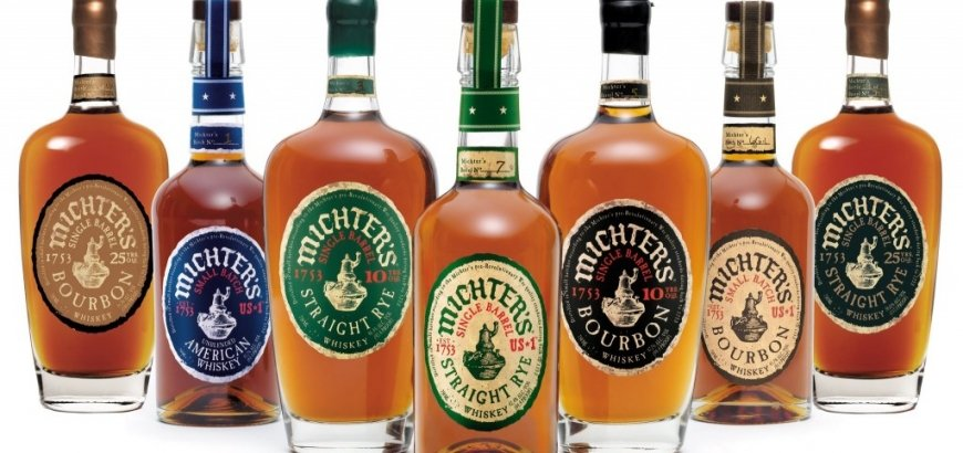 "featured image of the blog titled ""Find Mitcher's Collection of Whiskeys in San Diego"""