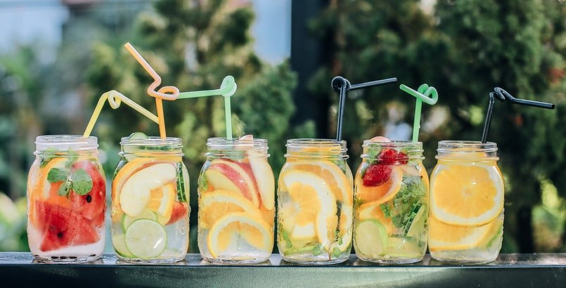 """feature image of the blog titled """"Make Your Own Ice Cold Pre-Mixed Cocktails This Summer"""""""