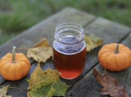 "featured image of the blog titled ""The Best Cozy Drinks Ideas to Enjoy This Upcoming Autumn"""