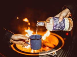 """featured image of the blog titled""""How to Make Your All-Time Favorite Whiskey Sours at Home"""""""
