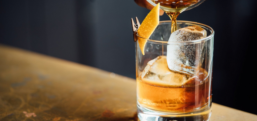 "featured image of the blog titled ""Top 3 Bourbons to Keep You Warm in Winter"""