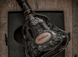 """featured image of the blog titled """"Hennessy: A Must-Have for Christmas"""""""